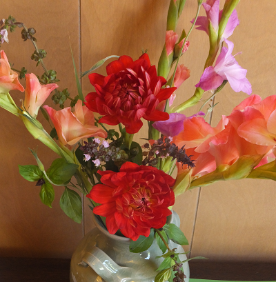Flowers for Man resized